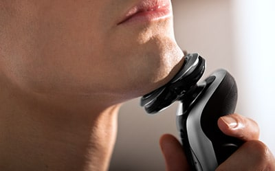 Electrical shaving